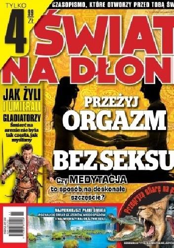 Okładka książki Świat na dłoni 11/2015