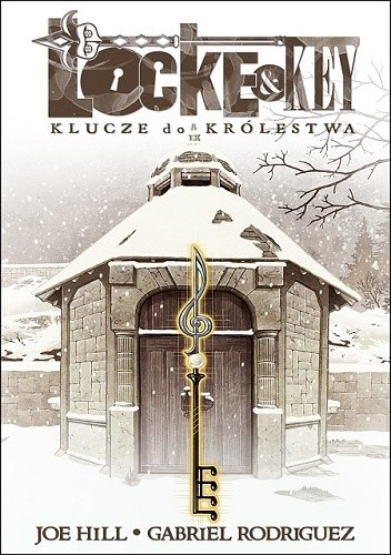 Okładka książki Locke & Key: Klucze do królestwa
