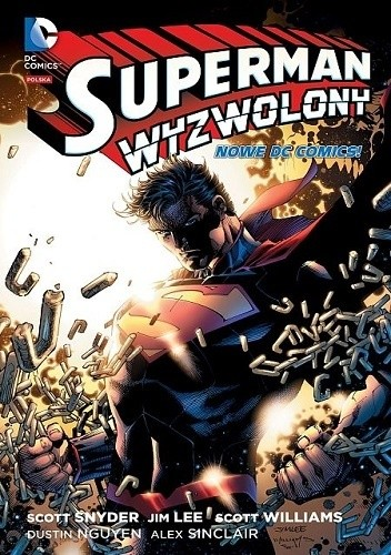 Okładka książki Superman: Wyzwolony