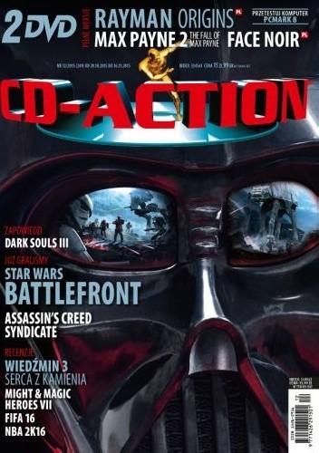 Okładka książki CD-Action 12/2015
