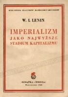 Imperializm jako najwyższe stadium kapitalizmu