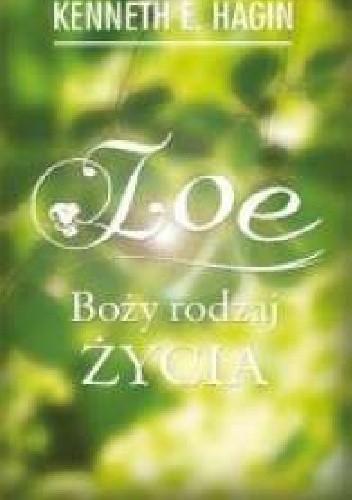 Okładka książki Zoe Boży rodzaj życia