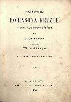 Przypadki Robinsona Krusoe