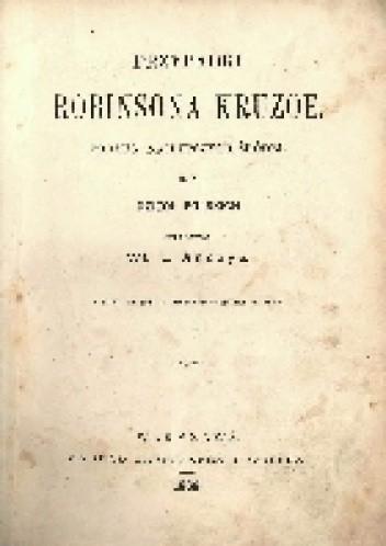 Okładka książki Przypadki Robinsona Krusoe