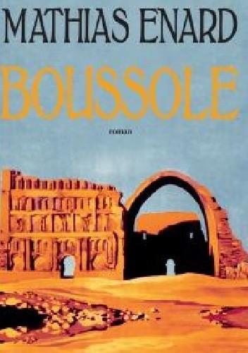 Okładka książki Boussole
