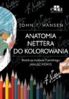 Anatomia Nettera do kolorowania wyd. II