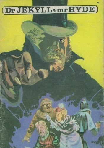 Okładka książki Dr Jekyll i Mr Hyde