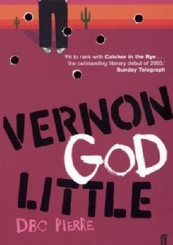 Okładka książki Vernon God Little
