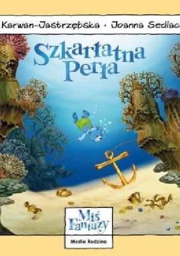 Okładka książki Szkarłatna Perła