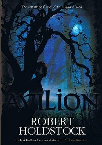 Okładka książki Avilion