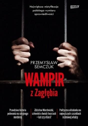 Okładka książki Wampir z Zagłębia