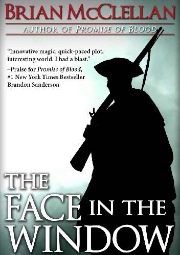 Okładka książki The Face in the Window