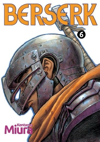 Okładka książki Berserk #6