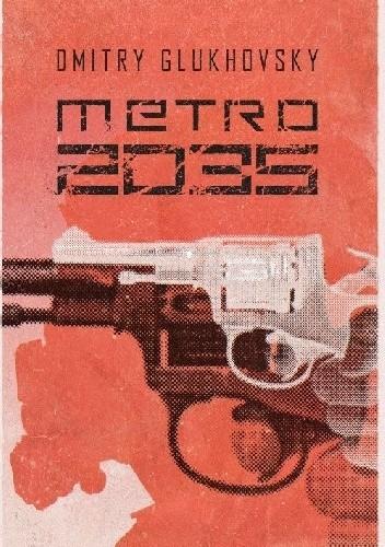 Okładka książki Metro 2035