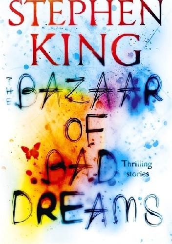 Okładka książki The Bazaar of Bad Dreams