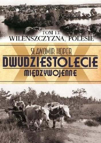 Okładka książki Wileńszczyzna, Polesie