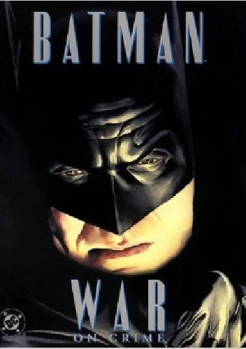 Okładka książki Batman: War on Crime