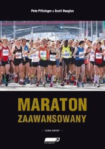 Okładka książki Maraton zaawansowany