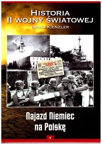 Okładka książki Najazd Niemiec na Polskę