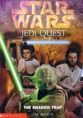 Okładka książki Jedi Quest: The Shadow Trap