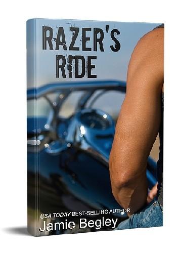 Okładka książki Razer's Ride