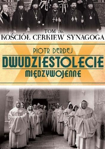 Okładka książki Kościół, cerkiew, synagoga