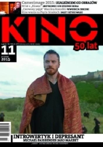 Okładka książki Kino, nr 11 / listopad 2015