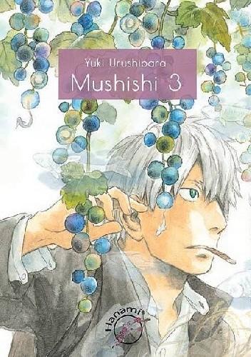 Okładka książki Mushishi #3