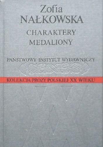 Okładka książki Charaktery. Medaliony