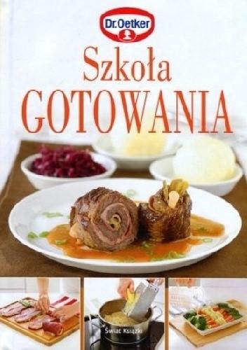 Okładka książki Szkoła gotowania