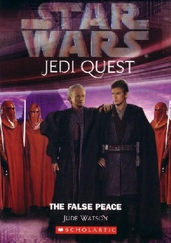 Okładka książki Jedi Quest: The False Peace