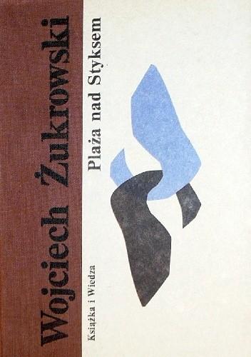 Okładka książki Plaża nad Styksem