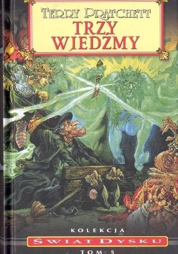 Okładka książki Trzy wiedźmy