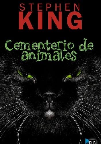 Okładka książki Cementerio de animales