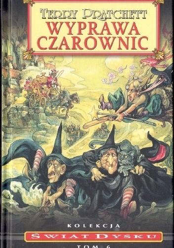 Okładka książki Wyprawa czarownic
