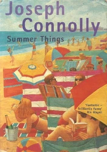Okładka książki Summer Things
