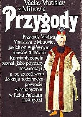 Okładka książki Przygody
