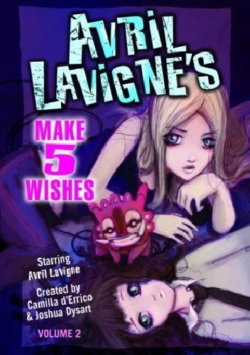 Okładka książki Make 5 Wishes Volume 2