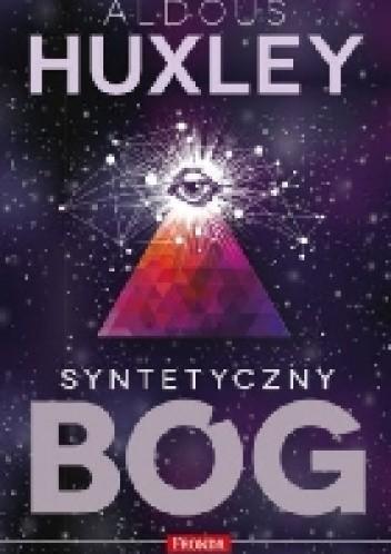 Okładka książki Syntetyczny Bóg
