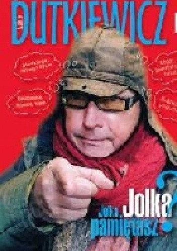 Okładka książki Jolka,Jolka Pamiętasz?