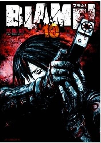 Okładka książki Blame! vol. 10