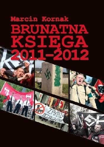 Okładka książki Brunatna Księga 2011-2012