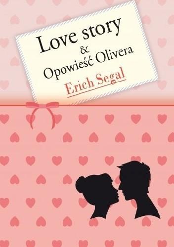Okładka książki Love story & Opowieść Olivera