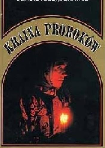 Okładka książki Kraina Proroków