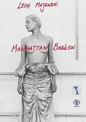 Okładka książki Manhattan Babilon