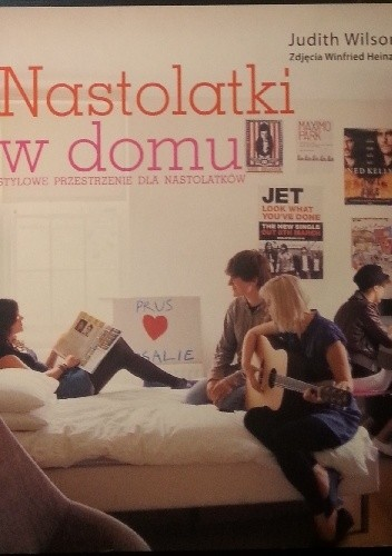Okładka książki Nastolatki w domu