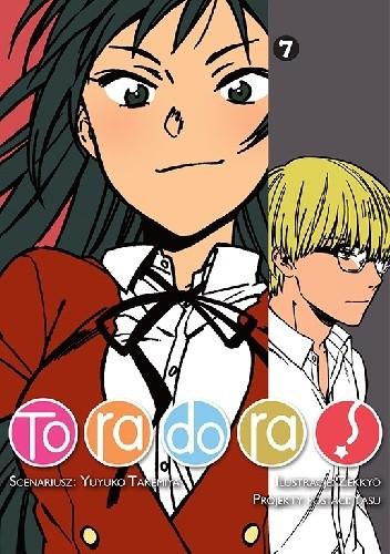 Okładka książki Toradora! #7