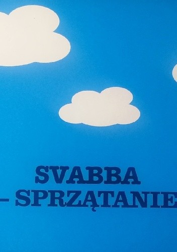Okładka książki Svabba - Sprzątanie