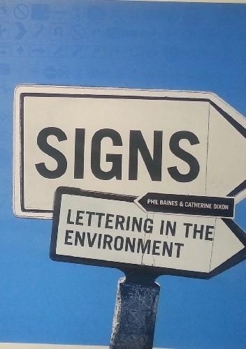 Okładka książki Signs. Lettering in the Environment