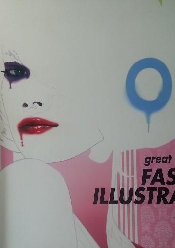 Okładka książki Great Big Book of Fashion Illustration